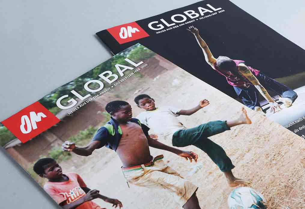 Zeitschrift Global